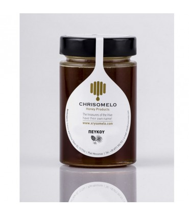 Chrisomelo Greek Pine Honey