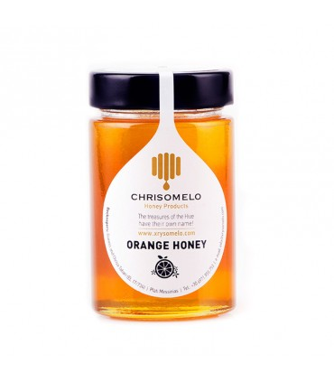 Chrisomelo Greek Orange Honey