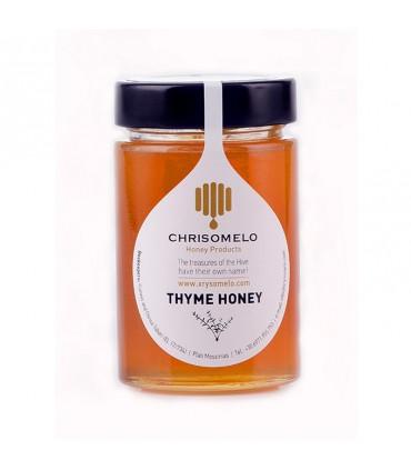 Chrisomelo Greek Thyme Honey