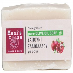 Olive oil soap with...