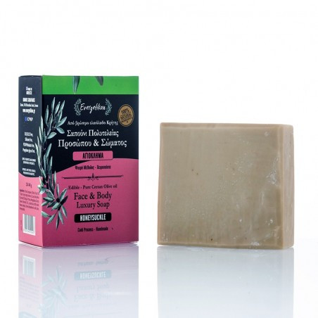 Face & Body soap by brand Evergetikon - 120-140 g