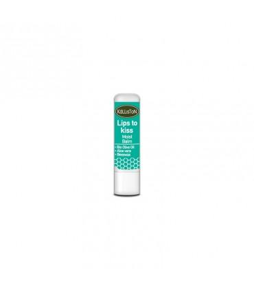 Kalliston lip balm with aloe vera