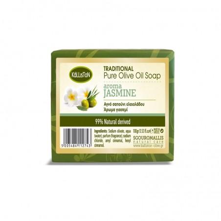 Pure Olive Oil Soap Jasmine