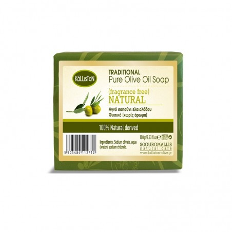 Traditional Natural Olive oil Soap