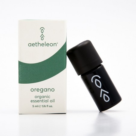 Oregano Organic Essential Oil - 10ml - vegan registered