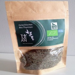 Greek Organic Thyme - 15gr