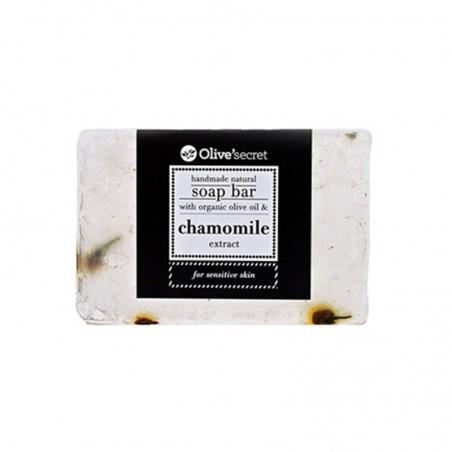 Handmade Soap Chamomile - by Olive Secret - 100 gr