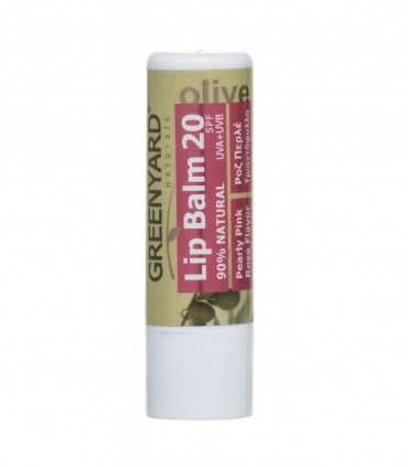 Greenyard Lip Balm Rose