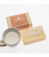 Organic soap with goat's milk