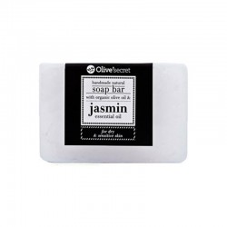 Handmade Soap with Jasmine