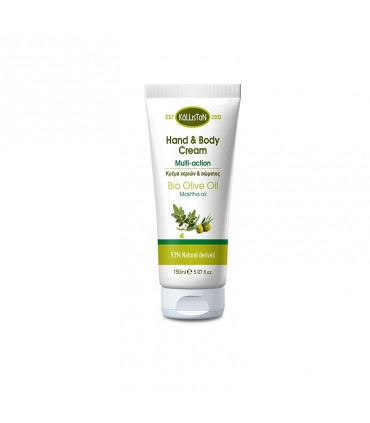 Kalliston Hand & body cream with olive oil